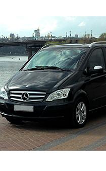 Минивэн такси Алушта - Коктебель